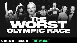The Worst Olympic Race   1500 meters, 4 disqualified athletes, and only one medal awarded