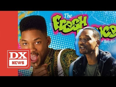 Will Smith Says Quincy Jones Gave Him 10 Minutes To Audition For 'The Fresh Prince Of Bel-Air'