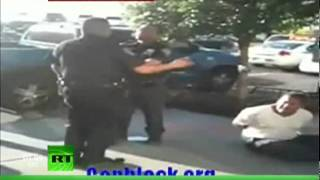 Hero Cop! Soon to be fired . . .