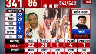 Lok Sabha Results LIVE | भाजप मुंबई प्रदेशाध्यक्ष आशिष शेलार LIVE-TV9