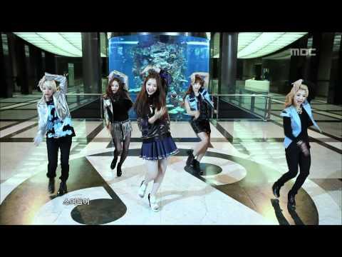 F(X) - Danger, 에프엑스 - 피노키오, Music Core 20110507