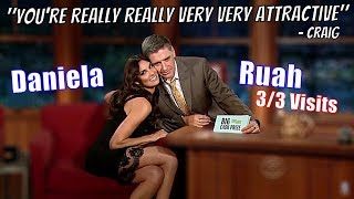 "Daniela Ruah - ""Your... Wife Must Have So Much Fun"" - 3/3 Visits In C. Order"
