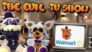 FNaF6 Plush: The Evil TV Show (ft. Vital)