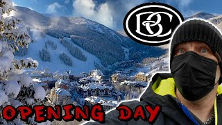 Beaver Creek Opening Day 2020 - 21 Season With Social Distancing Information