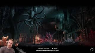 Cradle Of Shadows - No death & speed run w/ Deltia