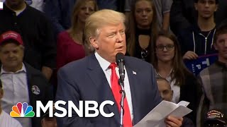 White House: Ivanka Trump Didn't Know She Couldn't Use Personal Email | The 11th Hour | MSNBC