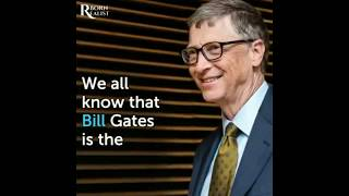 The Heart Breaking Story of Bill Gates| life story
