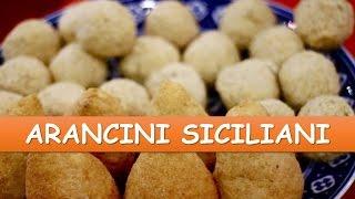 Ricetta ~ Arancini Siciliani