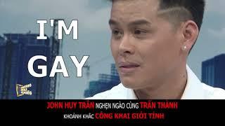 Gương Hai Chiều | Tập 19: John Huy Trần nghẹn ngào chia sẻ khi công khai giới tính (10/12/2017)