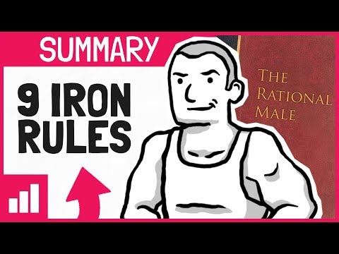 The Rational Male Animated Video