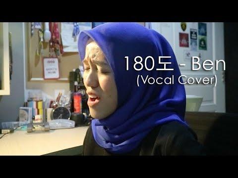 180도 (180 Degree) - 벤 (Ben) VOCAL COVER