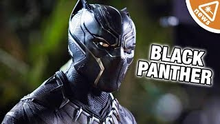 What New Black Panther Photos and Details Reveal about the Movie! (Nerdist News w/ Jessica Chobot)