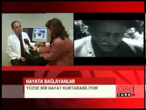 CNN Türk Hayata Bağlayanlar Programında Dr. Sait Eğrilmez