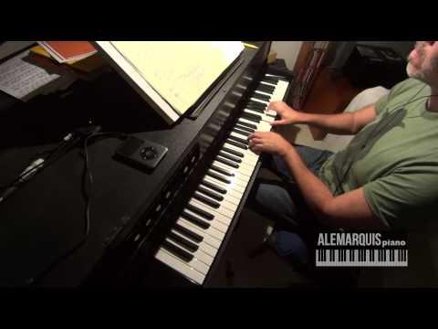 Richie Ray & Bobby Cruz - Aguzate - Piano - AleMarquis