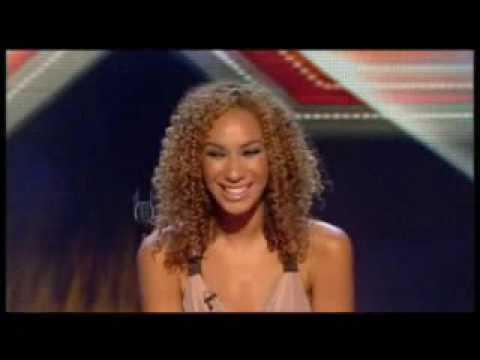 Leona Lewis ~ I Will Always Love You ~ 25.11.2006 (Week 7) The 2006 XFactor