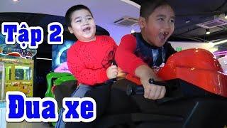 Bé DƯƠNG và CHUỘT vui chơi tại trung tâm giải trí trẻ em AP Plaza Hòa Bình❤Kênh Em Bé
