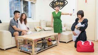 Con Dâu Chính Chuyên Gặp Tiểu Tam Mang Con Đến Đe Doạ - Mẹ Chồng Con Dâu - CAC TV