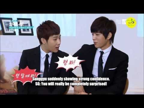 [ENG SUB] 140220 This is INFINITE Ep 3 1/4