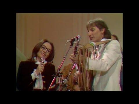 Nana Mouskouri & Hugues Aufray - Medley Bob Dylan