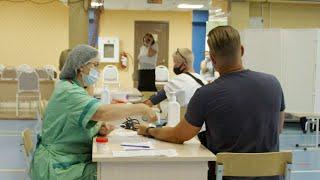 В Артеме мобильные пункты вакцинации изменили адреса