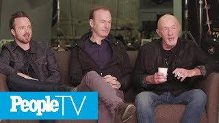 Jonathan Banks Being Cast On 'Breaking Bad' Was A 'Happy Accident' | PeopleTV | Entertainment Weekly