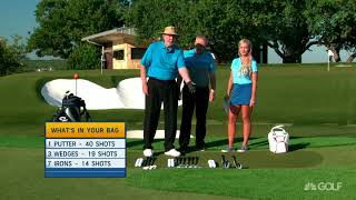 Wedge Week: Avg. player takes 96 shots; how many wedges? | Golf Channel