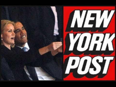 Demanding An Apology From Obama Over Selfie Controversy - Smashpipe News