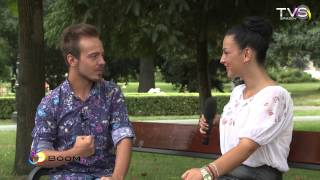 BoomBoom cu Denisa Dumitru - invitat Andrei Coman