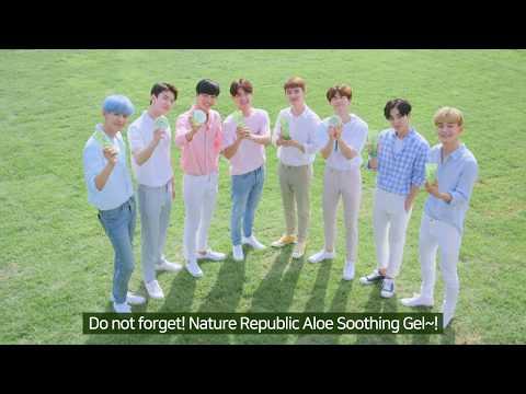 [NATURE REPUBLIC X EXO]