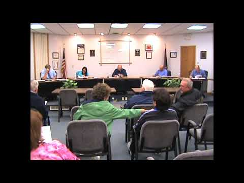 Rouses Point Village Board Meeting   6-4-12