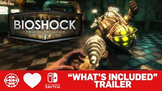 What's Included Trailer preview image
