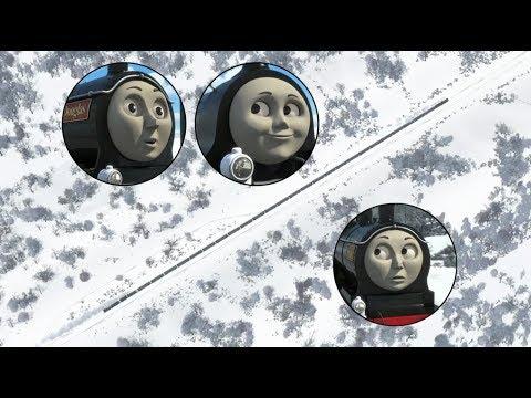 thomas y sus amigos -un pote de pintura para la reina ...