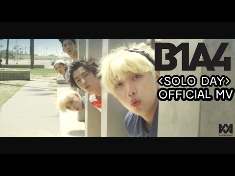 B1A4 - SOLO DAY (Full ver.)