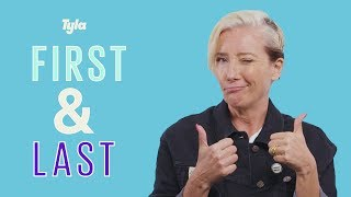 Emma Thompson Reveals The Best Kisser In Hollywood | First And Last