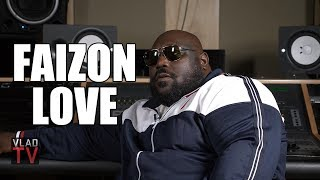Faizon Love Seeing 2Pac & Treach Whoop 30 Guys at a Comedy Club (Part 20)