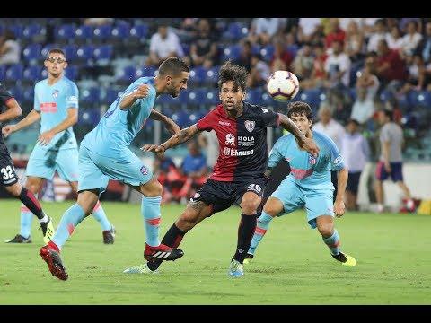Cagliari Calcio vs Atletico Madrid