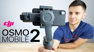 DJI Osmo Mobile 2! Favorite iPhone X Accessory Review