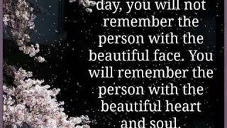Uplifting souls