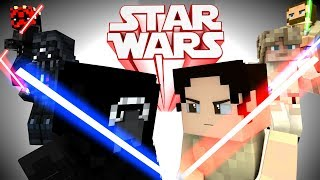 MMP Star Wars Compilation - Episodes 1-7 (and Rogue One!) - (Minecraft Animation)