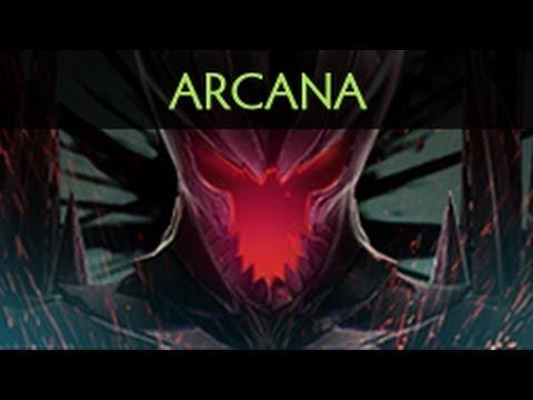 Dota 2 Terrorblade - Fractal Horns of Inner Abysm (Arcana ...