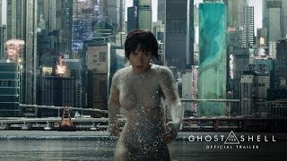 Ghost in the Shell 2017 Movie Trailer Video HD