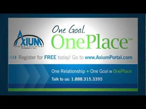Axium Healthcare Pharmacy - OnePlace