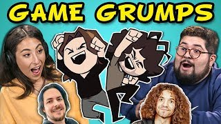 College Kids React To The Game Grumps