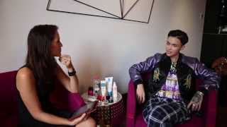 How to be a beauty rebel with Ruby Rose - Beauticate.com interview
