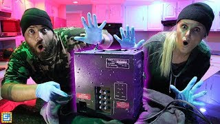 Finding a Mystery Box and Abandoned Safe Clues Revealed!