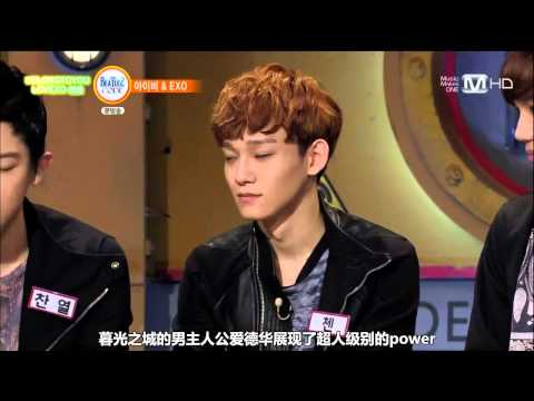 【BTU&LOVEXO聯合制作】130701 Mnet The Beatles Code EXO (中字)