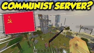I Tried To Run A Minecraft Server Like A Communist Dictator