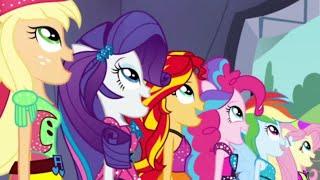 MLP Equestria Girls PMV - Goofy Goober Rock - Music Videos