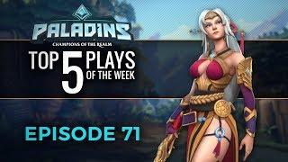 Paladins - Top 5 Plays #71