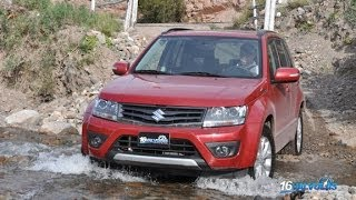 Test Drive Suzuki Grand Vitara